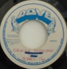 "EARL 16 - Crazy Woman - 7"" Single JA PRESS"