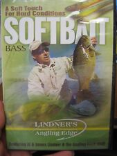 Lindner's Angling Edge Fishing Dvd Fish Video / Bass - SoftBait Soft Touch