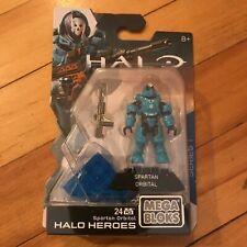 Halo Heroes Spartan Orbital Mega Bloks Series 1 PACK 24 Pcs DKW61 Sealed New
