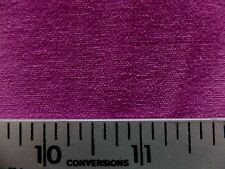 VELVETEEN RASPBERRY SOLID 100% COTTON FABRIC BY THE  1/2 YARD