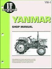 Yanmar I&T Shop Manual 135,155,195, 240 ,330