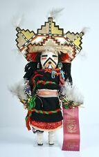 Fine Award Winner Kachina Rainbow Dancer Maiden Doll - 1963