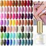 BORN PRETTY 6ml UV Gel Polish Solid Color Series Soak Off Nail Art Gel Varnish