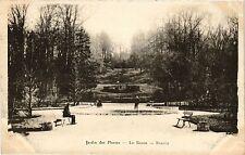 CPA Paris 5e-Jardin des Plantes-Le Bassin-Evreux (324583)