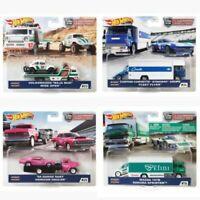 Hot Wheels 2020 Car Culture Team Transport Case J Set of 4 Trucks FLF56-956J
