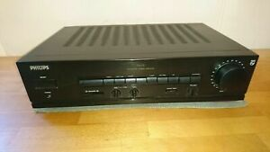 Philips FA 630  Amplificateur Amplifire Poweramp Stereo Hifi Verstärker