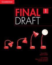 Final Draft: FINAL DRAFT LEVEL 1 STUDENT'S BOOK by BohlkeDavid (2015, Paperback)