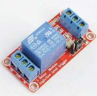 12V 1 Channel Module With Optocoupler Isolation High and Low Level Trigger TDCA