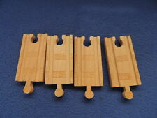 Thomas Train Wood Wooden Lot 4 Track 3.5""