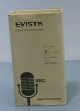 EVISTR 8GB Digital Voice Recorder (B325 - R16)
