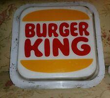 Werbung für Burger King
