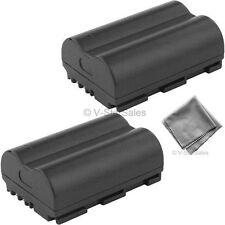 BP-512 BP512 Battery x2 + BONUS for Canon PowerShot G1 G2 G3 G5 G6 Pro1 Pro90