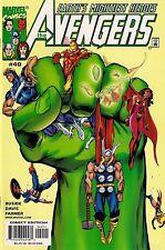 AVENGERS vol.3 # 40<>MARVEL COMIC<>2001<>f+