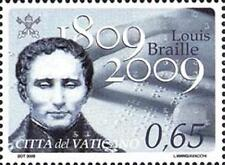 Vaticano 2009 Bicentenario nascita di Braille MNH