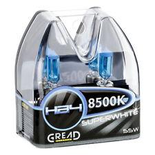HB4 BOX GREAD 8500K HALOGEN LAMPEN XENON LOOK OPTIK EFFEKT BIRNEN SUPER WHITE