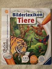 "Ravensburger Tiptoi® - ""Bilderlexikon Tiere"" Tiptoi-Buch"