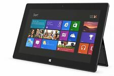 "microsoft surface 64gb 10.6"" tablet windows rt"