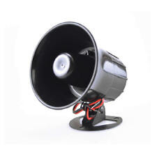 Alarm Siren Horn Outdoor With Bracket For Home Security Protection System Alarm