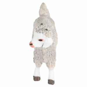 Animal Model Light Weight Sheep Model Toy Cute for Office for Home Decorate
