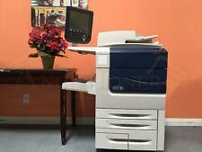 Xerox Color 550 Production Printer Press Laser Copier Scan Network A3 Mfp 50ppm