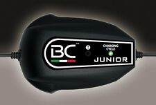 Mantenitore Carica Batteria Moto Piombo Gel BC Junior 900 2015 Cod.: 700BCJP