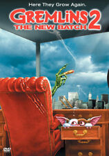 Gremlins 2: The New Batch (DVD,1990)