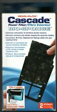 CPF510 Penn Plax Cascade 300 Back Filter Replacement Sponge CPF510