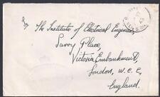 S.RHODESIA, 1942 WW2  COVER TO UK,  ITW BULAWAYO SKELETON, NICE