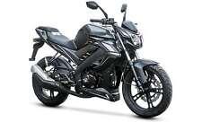 ZIPP VZ3 NAKED BIKE 125 ccm 4-Takt MOTORRAD BIKE NEU 4 FARBEN SUPER ANGEBOT