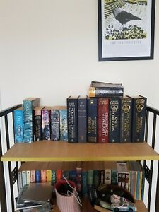 Robert Jordan Complete Wheel of Time Collection. Acceptable/Good Condition, 12kg