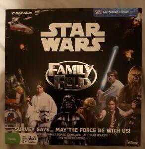 Star Wars - Family Feud Board Game - Disney Imagination