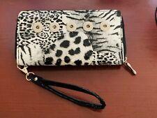 Snap Jewelry Fashion Wristlet Wallet Purse  Bag Fits 18-20mm Snaps Women NIP