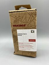 Yakima Landing Pad 5 New Pair Of Control Tower Bases! 00225