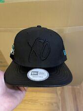 The Weeknd XO Kiss Land Tour Hat VIP Limited Strapback New Era