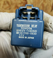 82-85 TOYOTA CELICA GT GTS TRANSMISSION CONTROL RELAY AUTO AUTOMATIC COROLLA OEM