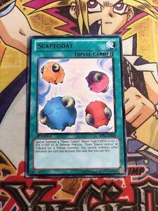 Scapegoat bp01-en042 1st Edition (NM+) Black Rare Yu-Gi-Oh!