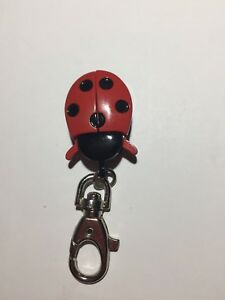 Small Ladybug Quartz Watch Locket