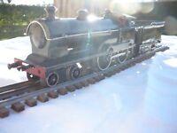 locomotive BING    George  the Fifth     en O    4-4-0       no Märklin