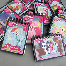 My Little Pony Mini Notebook - Life Counter - Handcrafted - Trading Cards - Pad