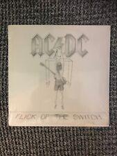 AC/DC Lp SEALED Flick Of The Switch 1983 Original Press