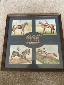 Great Condition Collectors Rare Seagram Wall Painting Picture, NO RESERVE!!