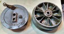 Jawa 477 CZ175 Wheel Hub Brake Plate Front rear drum