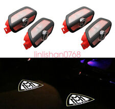 4x LED Door Courtesy logo Light Ghost Shadow Laser Projector for W222 Maybach