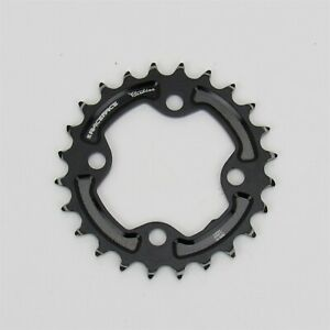 Race Face Turbine Chainring, 24T, 10 Speed, 64mm BCD, 4 Bolt