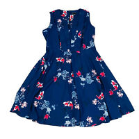 City Chic A-Line Dress Plus Size Small Women's 16 Stretch