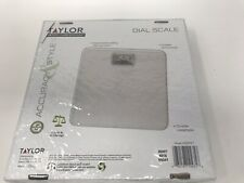 NEW Taylor Precision Products Mechanical Rotating Dial Scale Model #2020WT