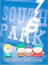 South Park - Series 6 (DVD, 2008, Box Set)