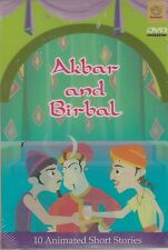 Akbar Birbal - 10 Animated Stories In english   [Dvd] 1st edition  Released