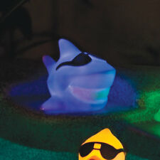 Game Swimming Pool Spa & Hot Tub Floating Light Up Pals - Shark