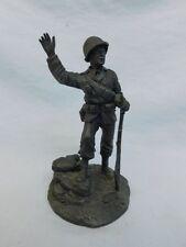 Franklin Mint Pewter Figurine The Gi 1976